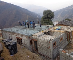 Children's home construction